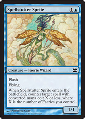 Spellstutter Sprite on Channel Fireball