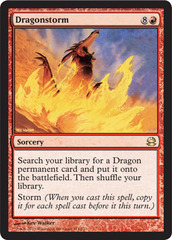Dragonstorm on Channel Fireball