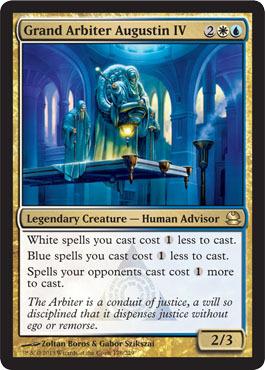 Grand Arbiter Augustin IV - Foil