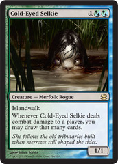 Cold-Eyed Selkie - Foil