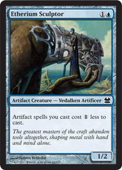 Etherium Sculptor - Foil