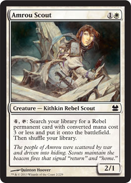 Amrou Scout - Foil