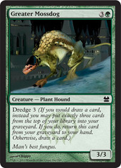Greater Mossdog - Foil