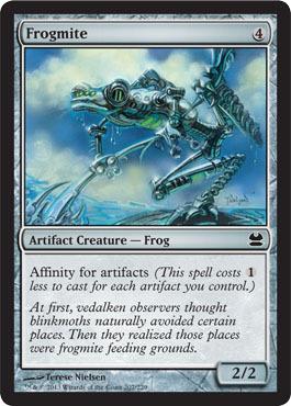 Frogmite - Foil