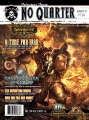 No Quarter Magazine Issue: 47