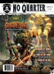 No Quarter Magazine Issue: 45