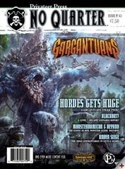 No Quarter Magazine Issue: 43