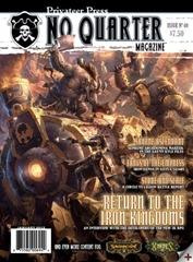 No Quarter Magazine Issue: 40