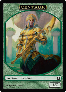 Centaur Token - Judge Promo