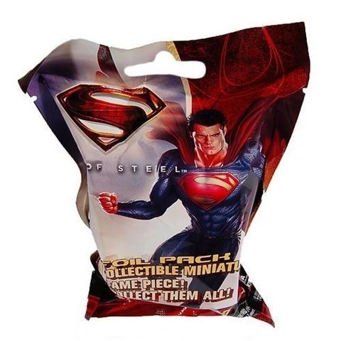 Man of Steel Gravity Feed Booster Pack