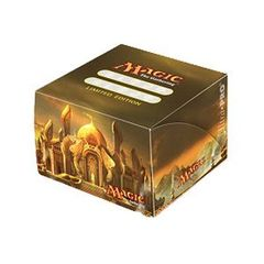Ultra Pro MTG Modern Masters Dual Deck Box and Card Sleeves Combo