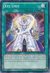 Xyz Unit - YS13-EN027 - Common - 1st Edition