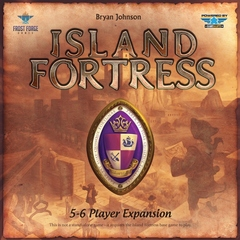 Island Fortress: 5-6 Player Expansion