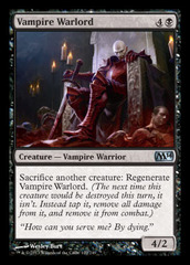 Vampire Warlord - Foil
