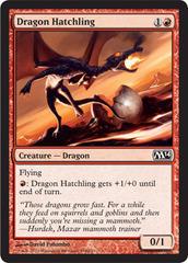 Dragon Hatchling - Foil on Channel Fireball