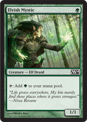 Elvish Mystic - Foil on Channel Fireball