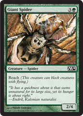 Giant Spider - Foil on Channel Fireball
