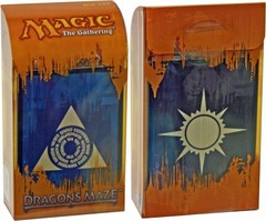 Dragon's Maze Prerelease Kit - Azorius/Orzhov