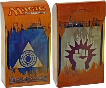 Dragons Maze Prerelease Kit - Azorius/Boros