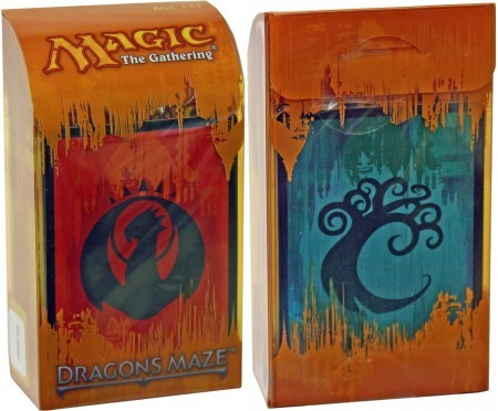Dragons Maze Prerelease Kit - Izzet/Simic