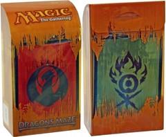 Dragon's Maze Prerelease Kit - Izzet/Gruul