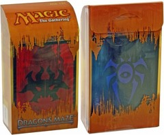 Dragon's Maze Prerelease Kit - Rakdos/Dimir