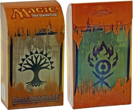 Dragons Maze Prerelease Kit - Selesnya/Gruul