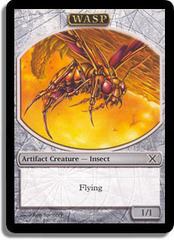 Wasp Token (6)