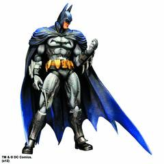 DC Comics - Variant Play Arts - Arkham City No. 1 Batman