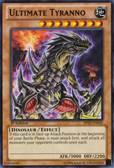 Ultimate Tyranno - BP02-EN045 - Rare - 1st