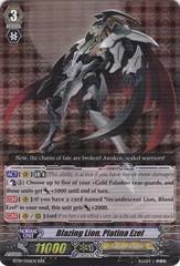 Blazing Lion, Platina Ezel - BT09/006EN - RRR