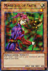 Magician of Faith - BP02-EN005 - Mosaic Rare - 1st