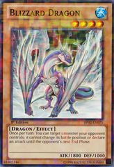 Blizzard Dragon - BP02-EN075 - Mosaic Rare - 1st