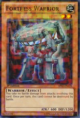 Fortress Warrior - BP02-EN078 - Mosaic Rare - 1st