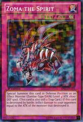 Zoma the Spirit - BP02-EN194 - Mosaic Rare - 1st