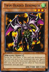 Twin-Headed Behemoth - BP02-EN017 - Common - 1st