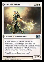 Banisher Priest on Channel Fireball