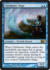 Tidebinder Mage - Foil
