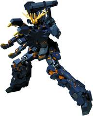 Robot Spirits Msg Unicorn Gundam Banshee Action Figure