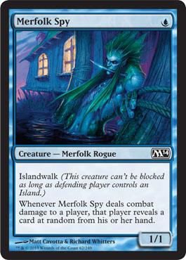 Merfolk Spy