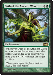 Oath of the Ancient Wood - Foil