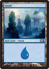 Island (237) - Foil