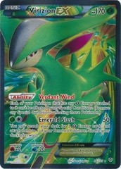Virizion-EX - 96/101 - Full Art