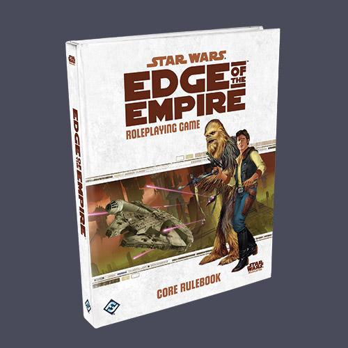 SWE02 - Edge Of The Empire: Core Rulebook