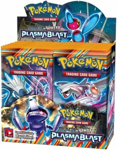 Pokemon Black & White BW10 Plasma Blast Booster Box