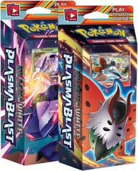 Pokemon Black & White: Plasma Blast - Theme Deck Set