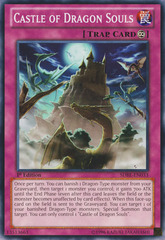 Castle of Dragon Souls - SDBE-EN033 - Common - 1st Edition