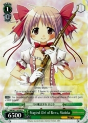 Magical Girl of Bows, Madoka - MM/W17-E026S - SR
