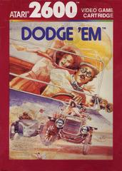 Dodge 'Em (Picture Label)