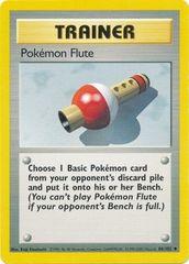 Pokemon Flute - 86/102 - Uncommon - Unlimited Edition